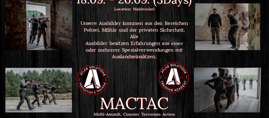 MACTAC (Multi-Assault, Counter Terrorism Action Capabilities)