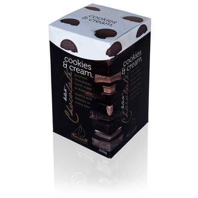 Cookies & Cream 250g