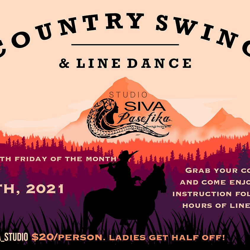 Country Swing and Line Dancing