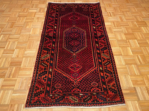 #287  Hand Knotted Persian Tribal Area Rug