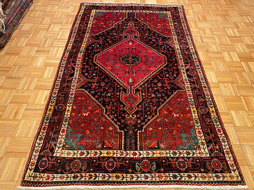 #270  Hand Knotted Persian Tribal Rug, Oriental Rug