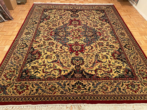 M1  New Hand Knotted Shah Abbas Rug