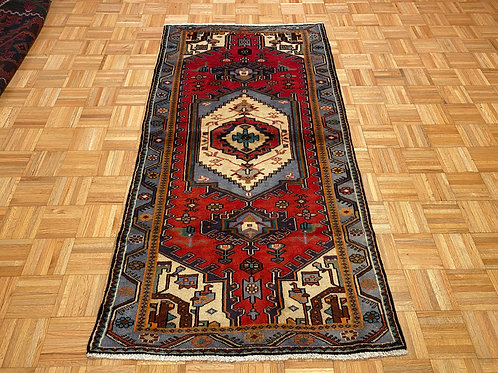 #228  New Hand Knotted Fine Persian Tribal Area Rug