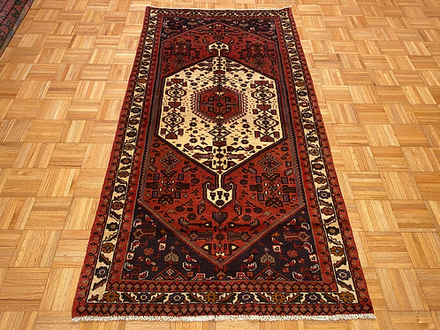 #C257 New Hand Knotted Wool Persian Oriental Rug