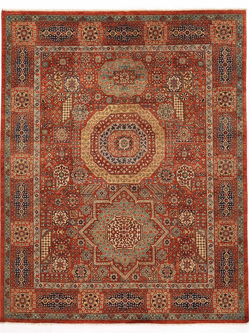 #MM810  New Hand Knotted Mamluk Design Oriental Area Rug