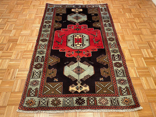 #214   Hand Knotted Persian Tribal Ara Rug