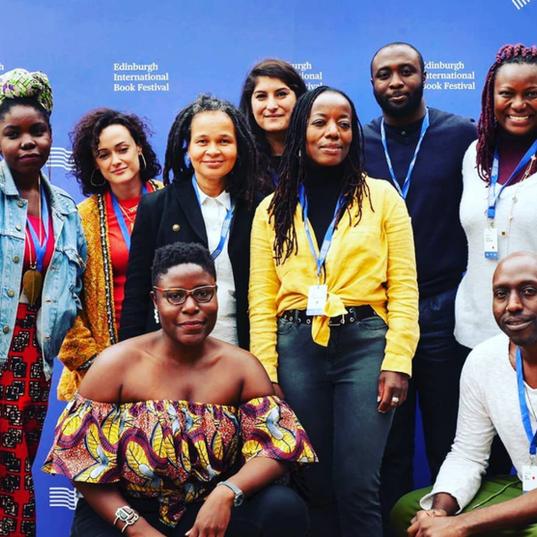 EIBF Outriders Africa