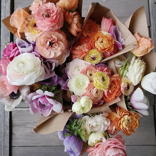 June Bouquet Subscription - Saturdays