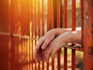 No more bars! No more chains!