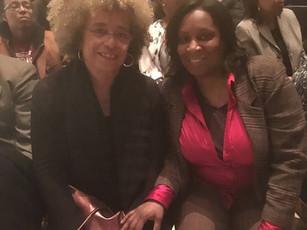Angela Davis & Tiheba!