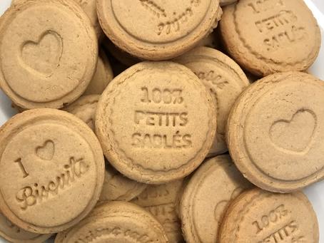 Biscuits gourmands au beurre de cacahuète