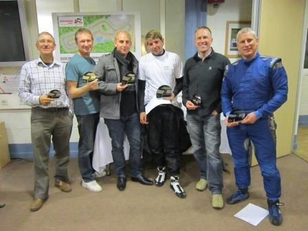 2014 Enduroseries R6 Winners
