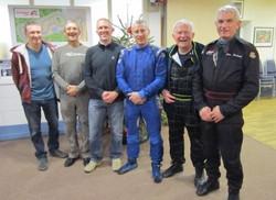 Enduroseries Championship Winners 2014