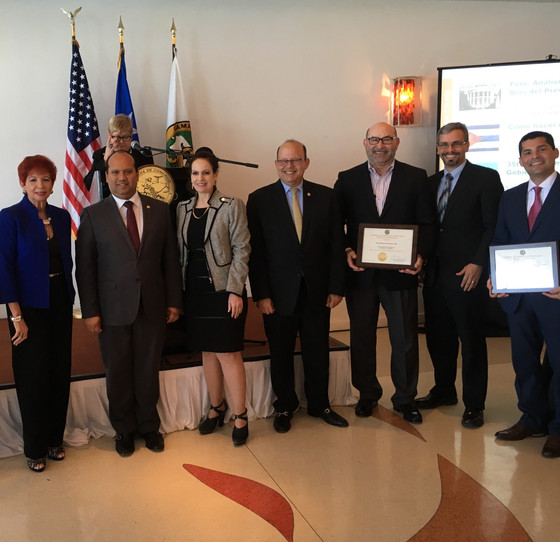 Initiation of Morales-Morales in PR Chamber of Commerce