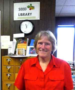 Laura Miller of Jamestown, ND
