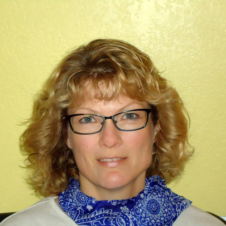Jill Shaffer of Jamestown, ND