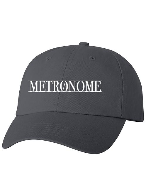 Metronome dad cap