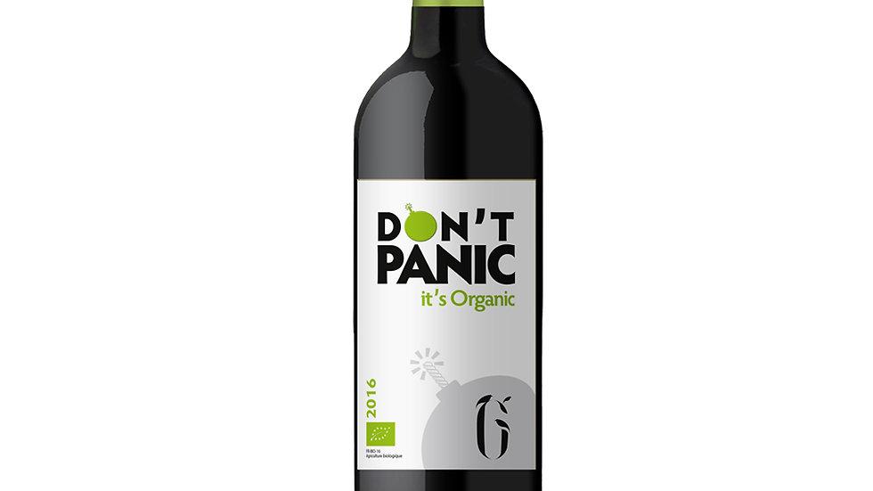 Don't Panic It's Organic 6x75cl