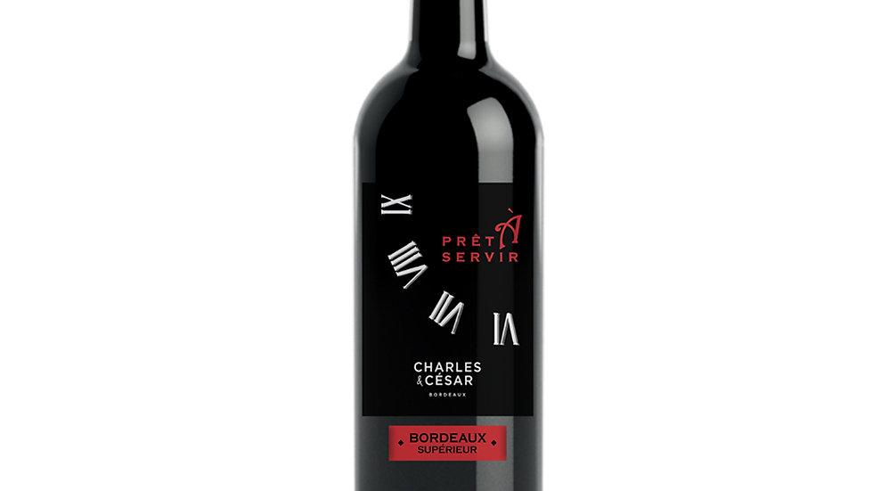 Prêt à Servir Bordeaux Supérieur 6x75cl