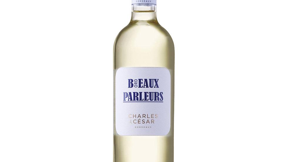Beaux Parleurs Blanc Sec 6x75cl