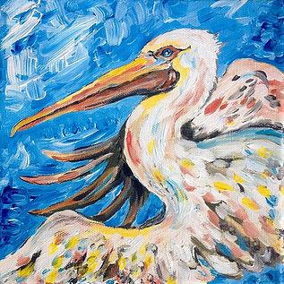 Pelican #2.8x8.acrylics on canvas.jpg