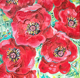 Patricia's Poppies #1.SOLD.JPG