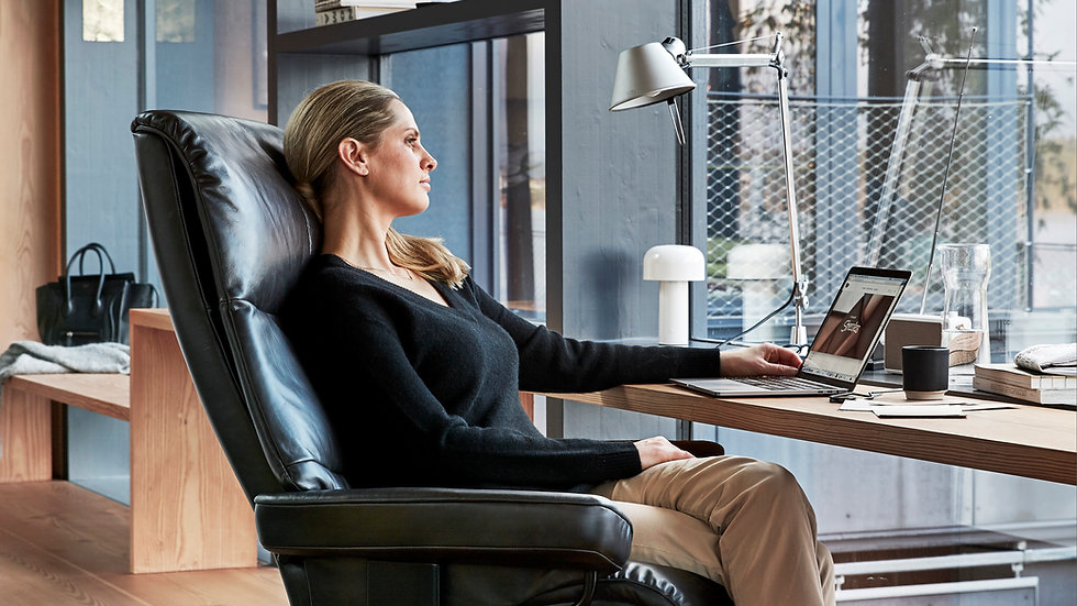 Stressless View Office Chair