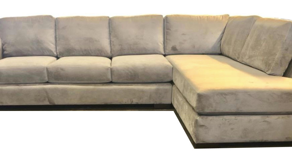 Gia Sofa X-Chaise Betty's Sectionals