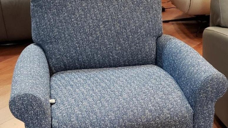 American Leather Adley swivel manual recliner