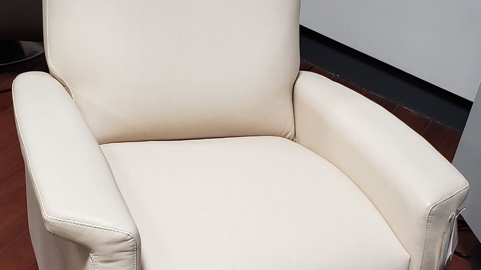 American Leather Fallon power swivel recliner