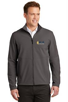 Men's Core Soft Shell Jacket - J901