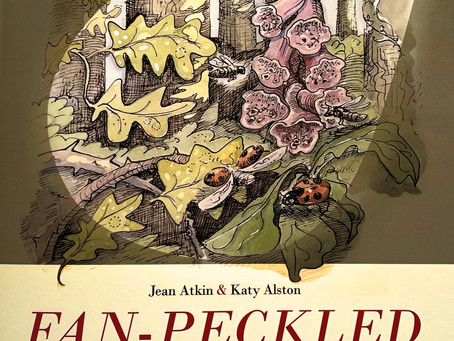 Poetry Review | 'Fan-Peckled': Twelve Old Shropshire Words in Poems & Pictures J. Atkin & K. Alston