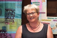 20 Minutes with... Margaret Adkins | Ledbury Poetry Festival