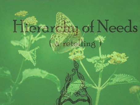 Poetry Review | 'Hierarchy of Needs': reimagining Maslow's theory, bringing plant life into focus