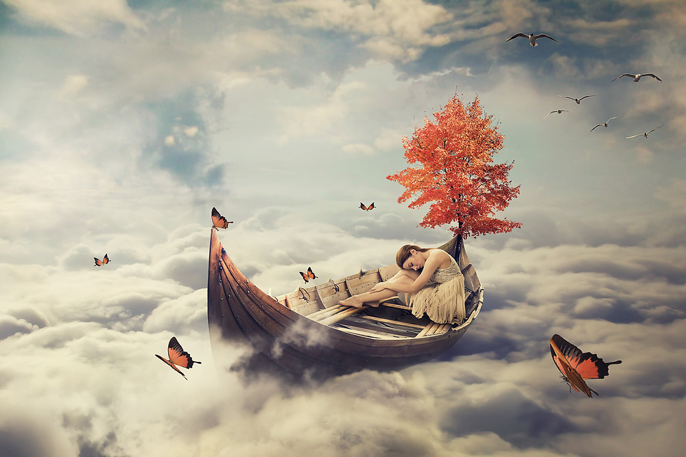 Course Review: Lucid Dreaming for artists, Writers and Creatives Online with Leah Larwood #TheMoonLab