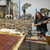Artist Talk with Orit Hofshi