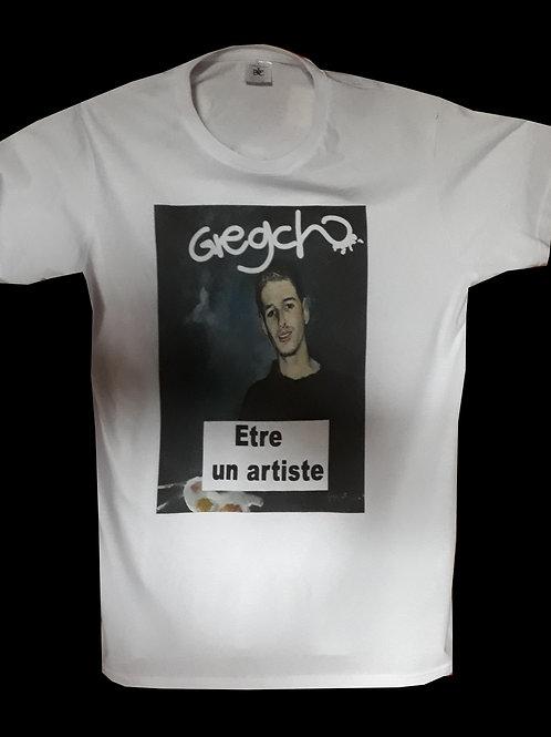 T-Shirt-Etre un artiste