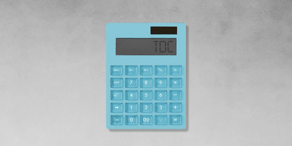 Budgeting for Designers