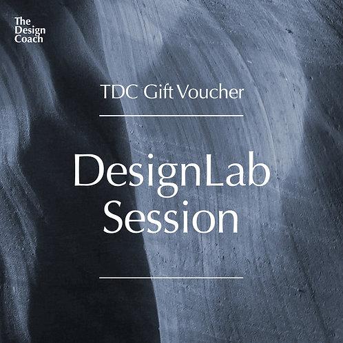 DesignLab Session Gift Voucher
