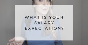 What is Your Salary Expectation?
