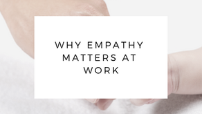 3 Reason Why Leading with Empathy Matters