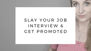 How to Slay Your Job Promotion Interview