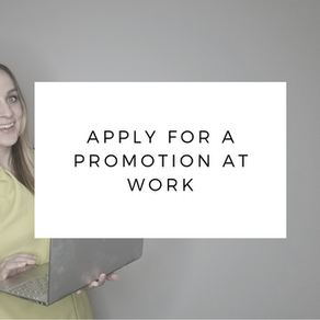 How to Apply For a Promotion