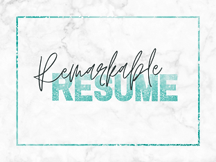Remarkable Resume.png
