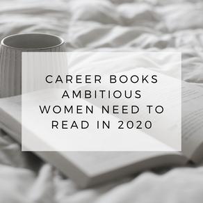 Career Books for Women in 2020