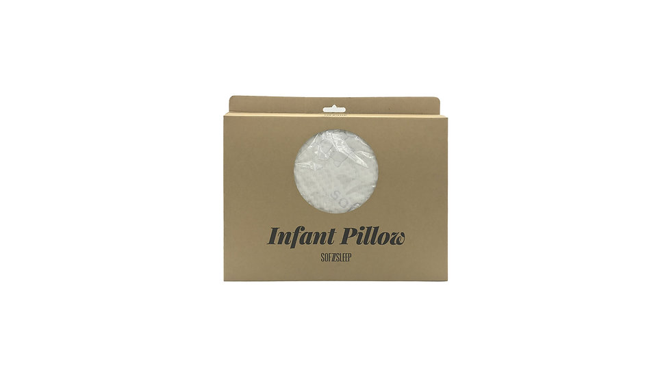 Sofzsleep Infant Pillow in Box