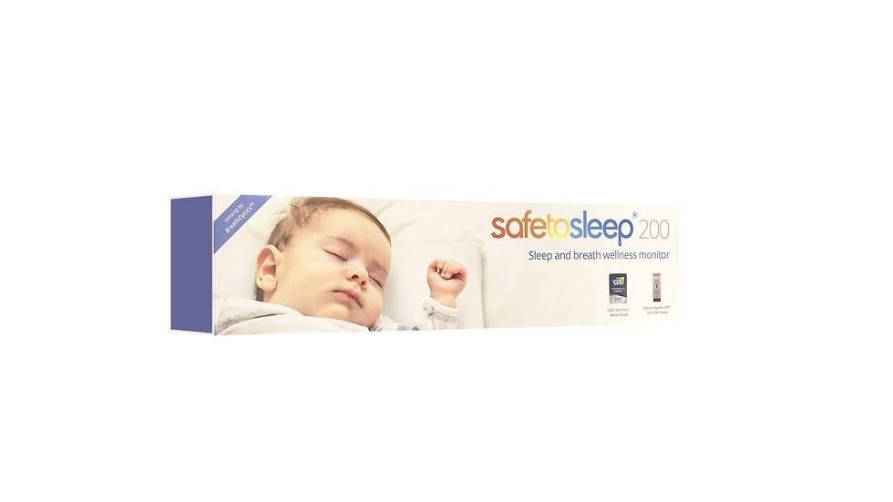 Safetosleep Breathing Monitor Box