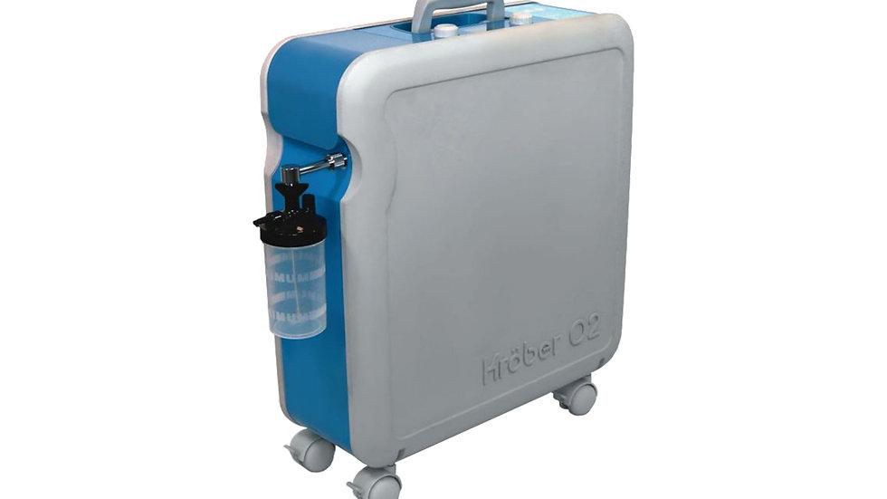 Kröber O2 Version 4.0 Oxygen Concentrator