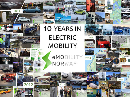 Ten years in electric mobility