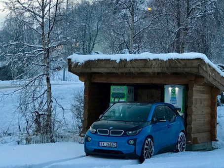 In September, over half of new car sold in Norway was pure electric